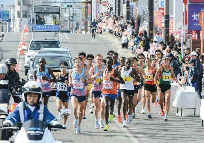 福岡国際マラソン終了